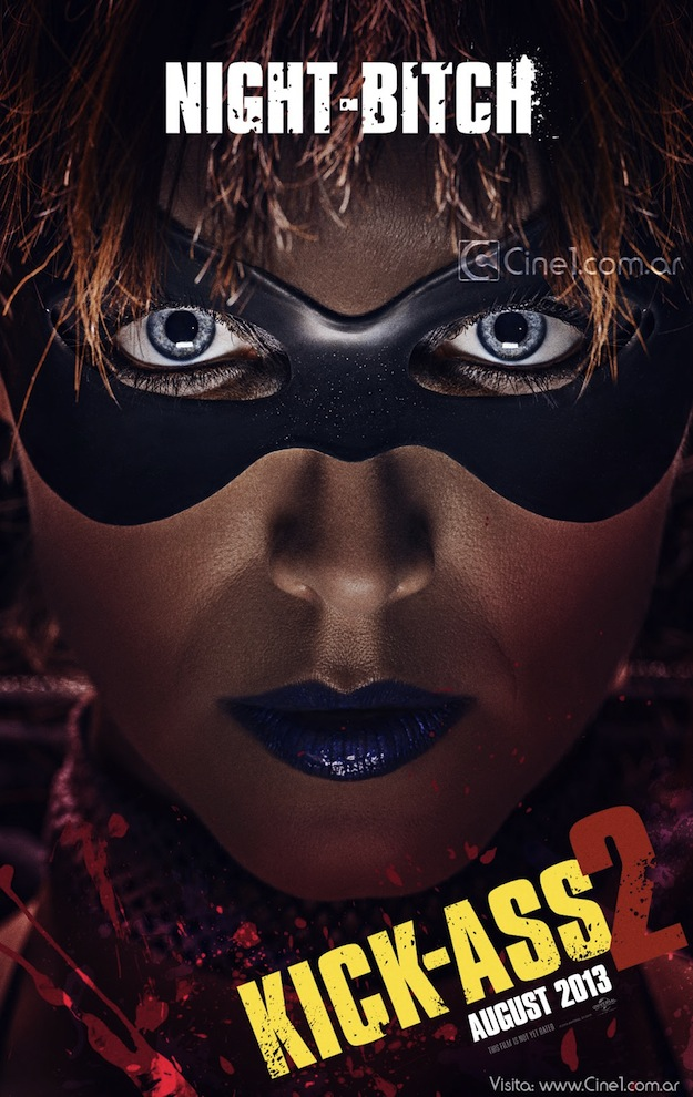 Kick-Ass 2 Character Posters