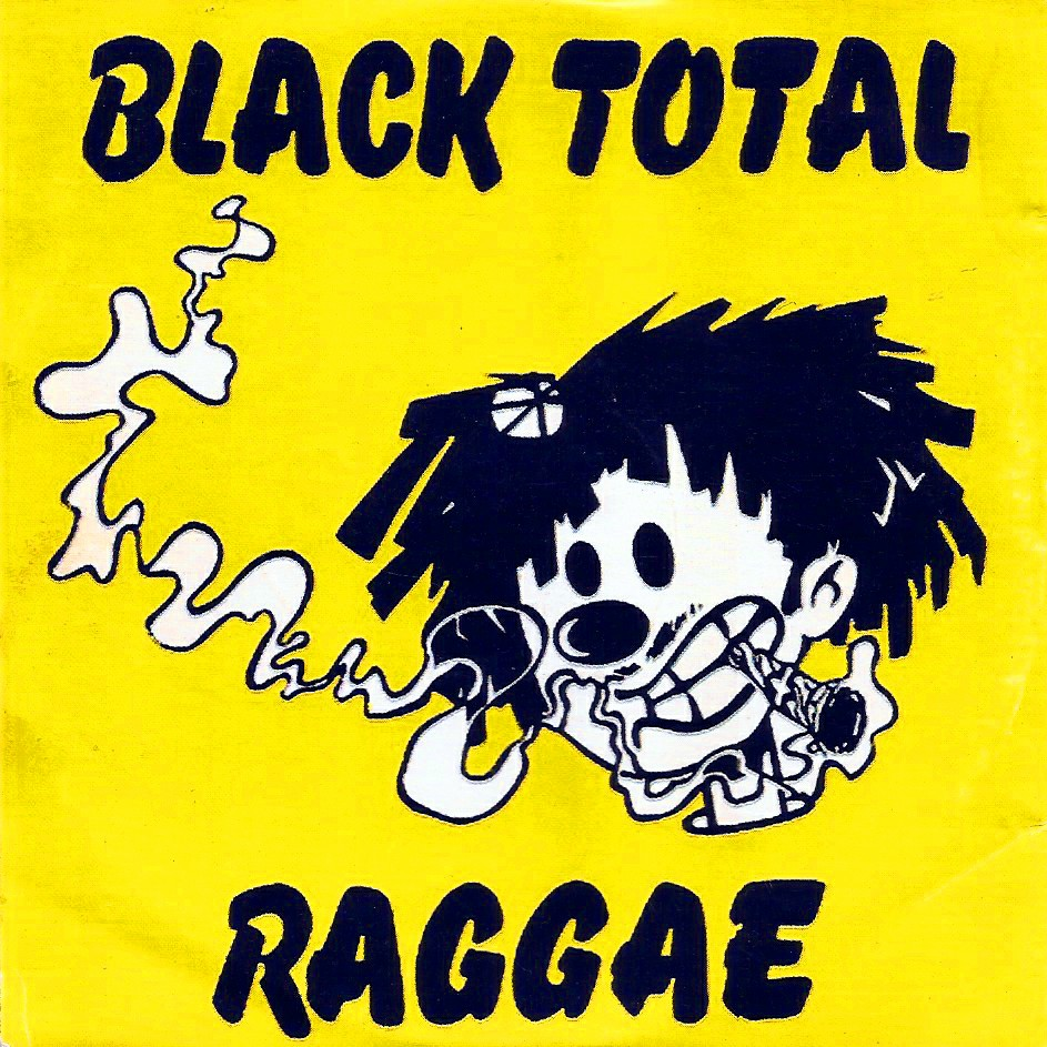 BLACK TOTAL RAGGAE 1