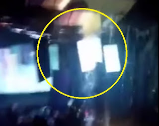 Roof of Ayala Cinema in Cebu collapse