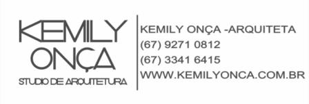 Kemily Onça - Studio de Arquitetura | Campo Grande - MS