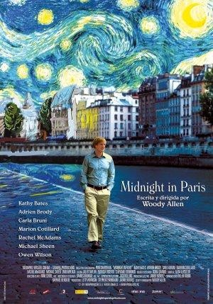 Ver Midnight in Paris (Medianoche en París) (2011) Online