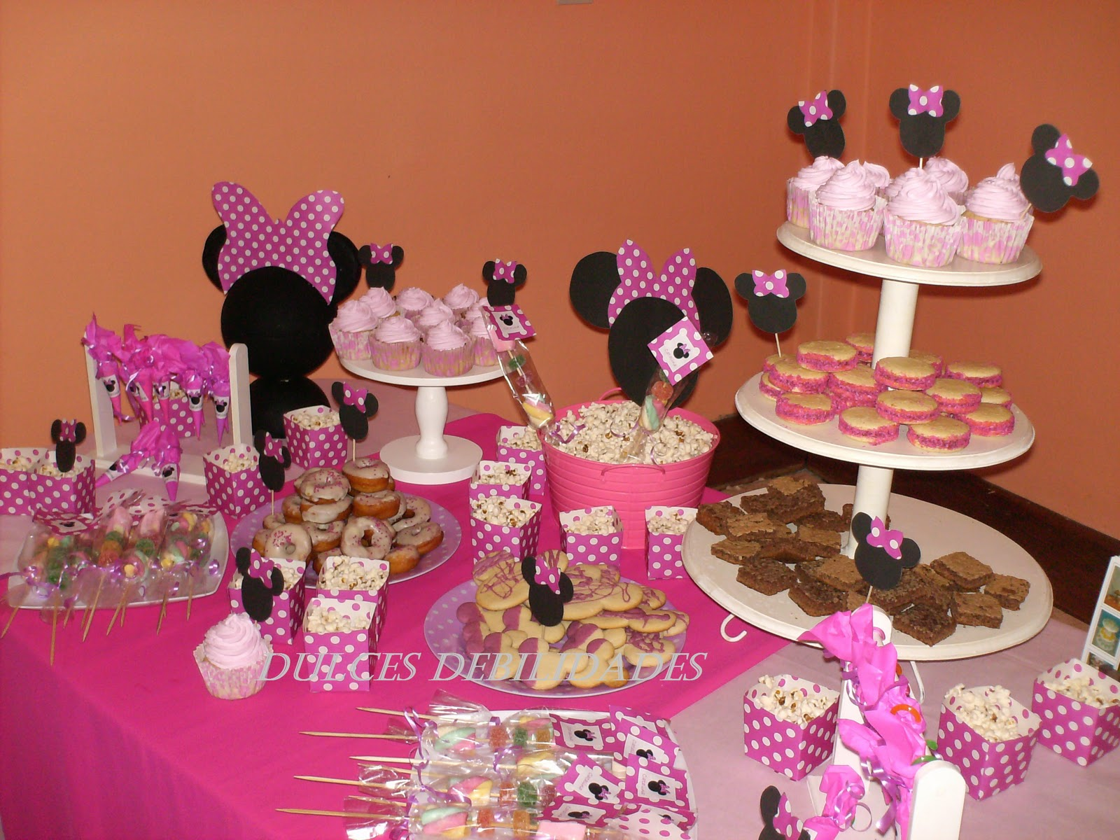 Mesa De Minnie Mouse