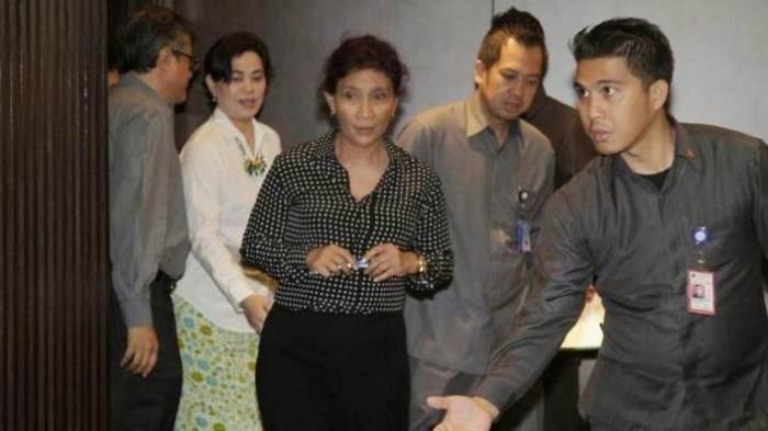 Menteri Susi Pudjiastuti, diprotes Nelayan Pati