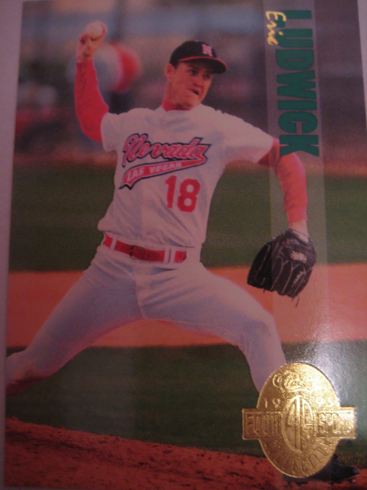 Baseball Cards Come To Life Eric Ludwick On Baseball Cards