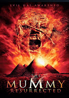 The Mummy Resurrected (2014) online y gratis