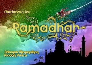 Kata-Kata Ucapan Puasa Bulan Ramadhan 2014