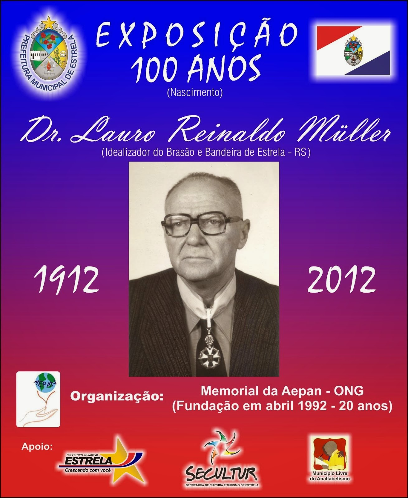 Dr. Lauro Reinaldo Müller