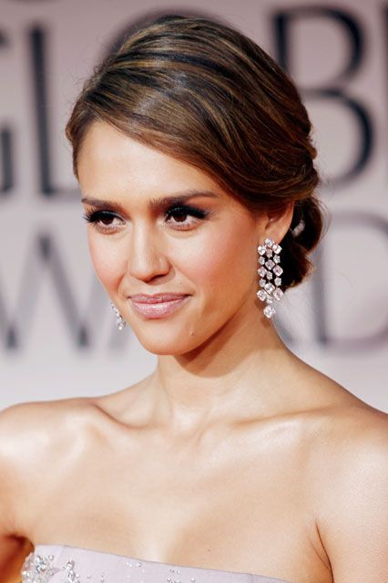 Jessica alba hairstyles haircut and hairstyles jessica alba updo hairstyles pmusecretfo Image collections