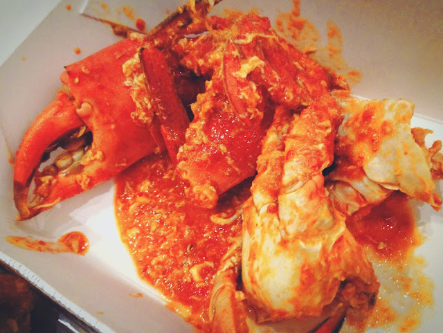 Momma Kong's Chilli Crab