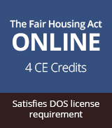Fair Housing CE