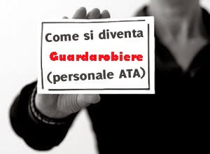 Personale ATA - Guardarobiere