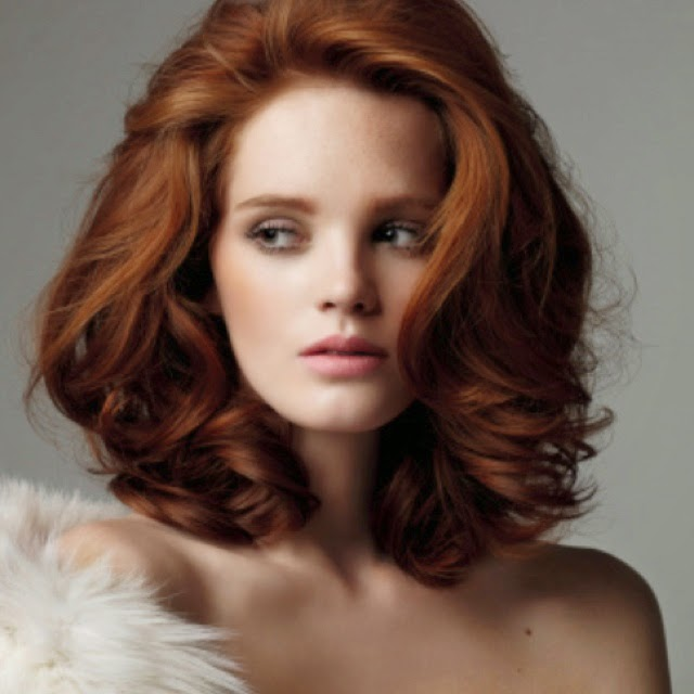 8 Flattering Ideas For Red Hairstyles   Hairstyles & Hair Color for ...
