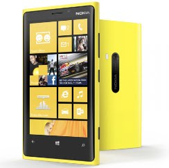 Nokia Lumia 920, 820 hits Market