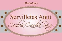 Tienda de Materiales y Servilletas