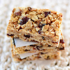 Delicious No-Bake Granola Bars