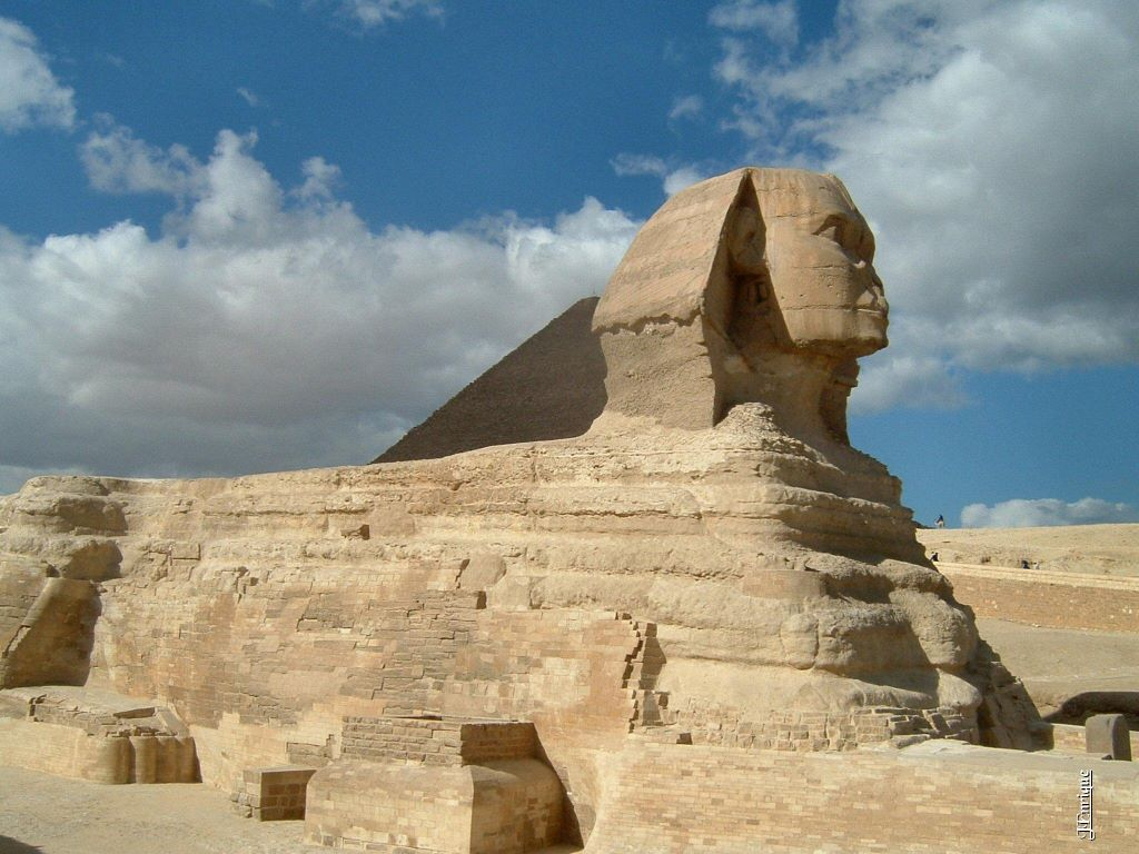 great sphinx of giza Location of the great sphinx of giza origins of the name facts about the great  sphinx of giza the head of the great sphinx of giza when was the great.