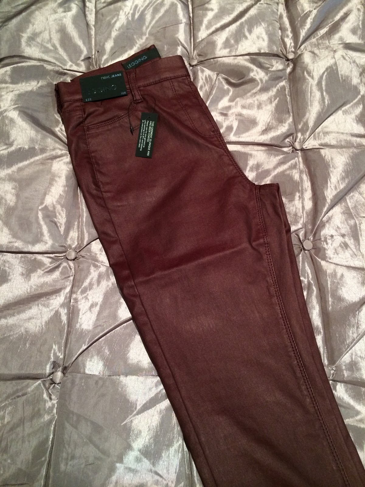 A Cheaper Alternative To The Leather Legging | I WON'T WEAR SLUDGE ...