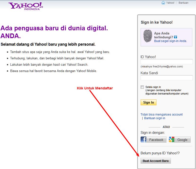 cara membuat email pribadi czzcgs com click for details cara membuat