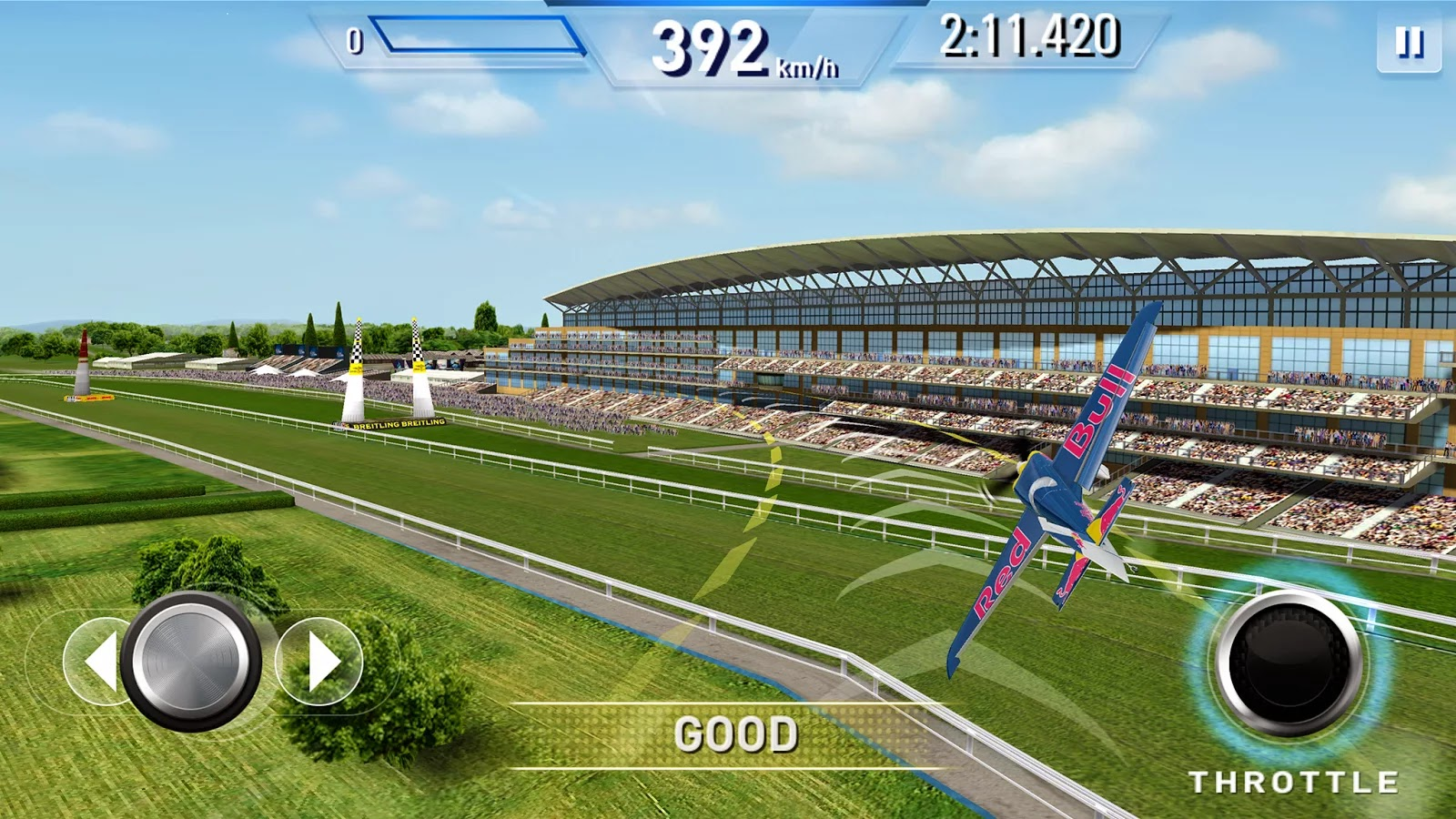 Red Bull Air Race The Game v1.20 Mod [Unlimited Money]