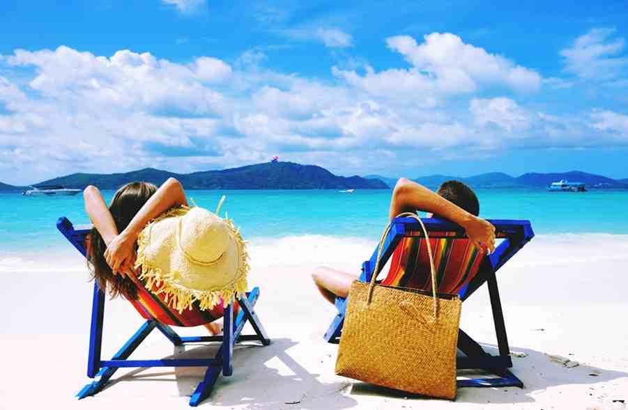 Gambar Traveling tips, traveling holiday in beach, tour travel, beautiful beach
