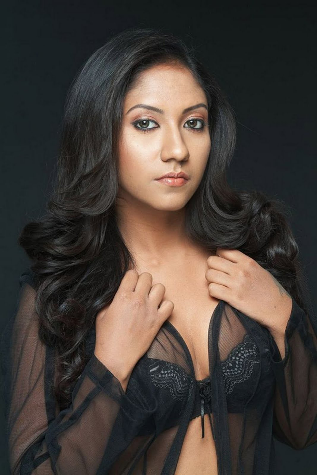 Above Deepa venkat hot fakes nice message