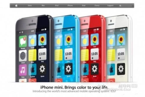 Secondo alcune fonti dall'Asia, Apple sta per lanciare il nuovo iPhone Mini il modello a basso costo e in varie colorazioni