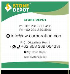 Pedra Hijau Verde - Stone Depot