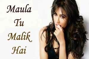 Maula Tu Malik Hai