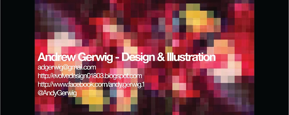 Andrew Gerwig - Design & And Illustration
