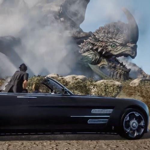 A produtora Square Enix divulgou o novo trailer de Final Fantasy XV, seu novo RPG para PlayStation 4 e Xbox One