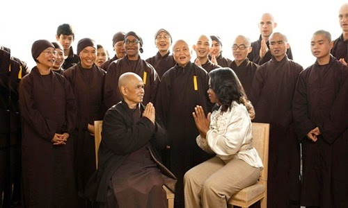 Những câu nói bất hủ của Thiền sư Thích Nhất Hạnh