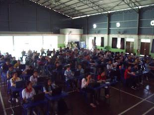 2013年:联办马六甲中学生电脑研习营