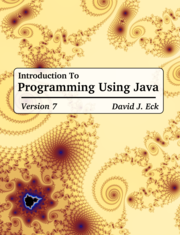 Introduction to Programming Using Java, Seventh Edition