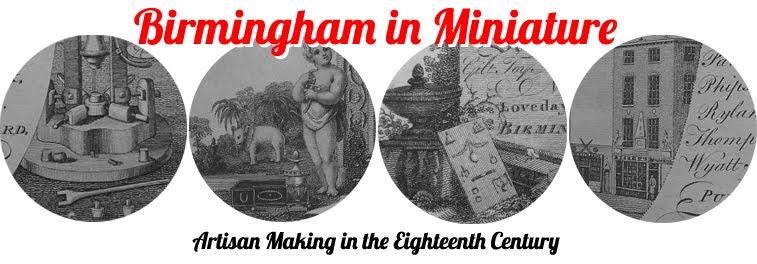 Birmingham in Miniature