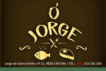 RESTAURANTE Ó JORGE - STº OVÍDIO - FAFE
