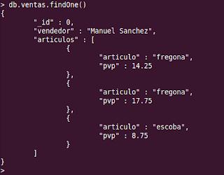 Esquema de base de datos por HispaBigData