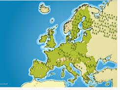 Información de los países de la U.E