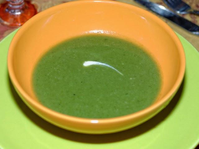 Soupe de verdure