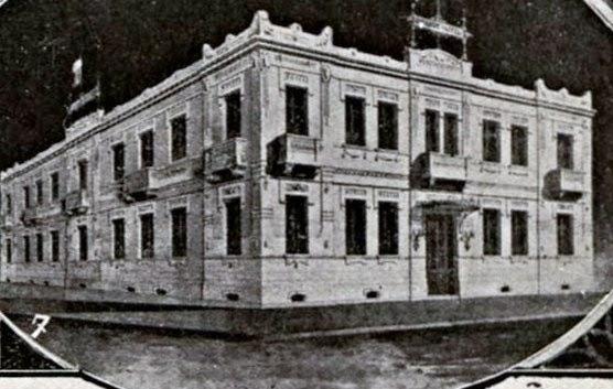 MAQUETE PARA CONSTRUÇÃO GRANDE HOTEL DE BARBACENA