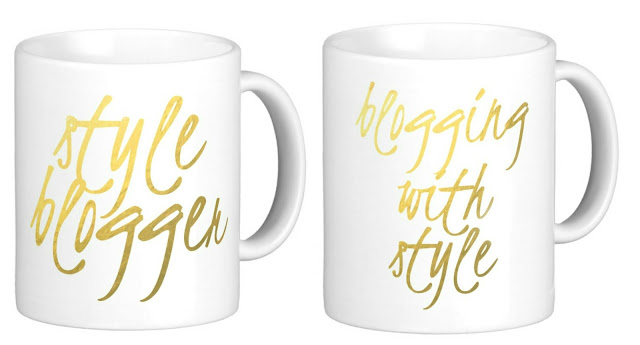 Perfect Christmas Gift Bloggers coffee mugs