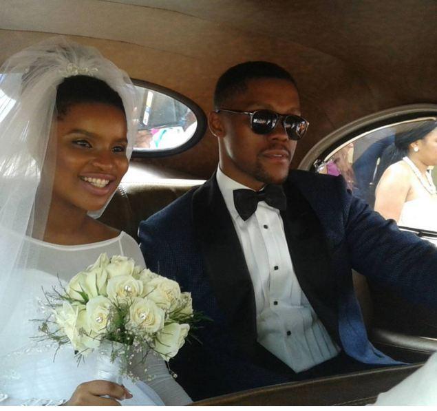 PHOTOS Inside Zizo Bedas Wedding MZANSI Today