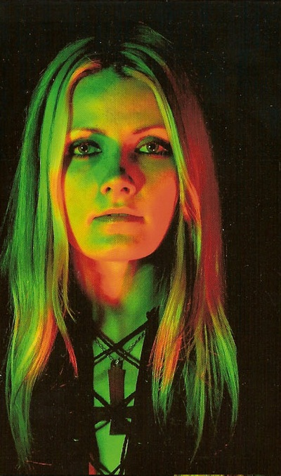 Liz Buckingham, electric girl ~ Metal Inc Magazine