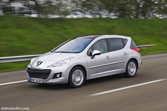 Peugeot 207 SW Forever