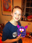 Ana and the Xmas Furby