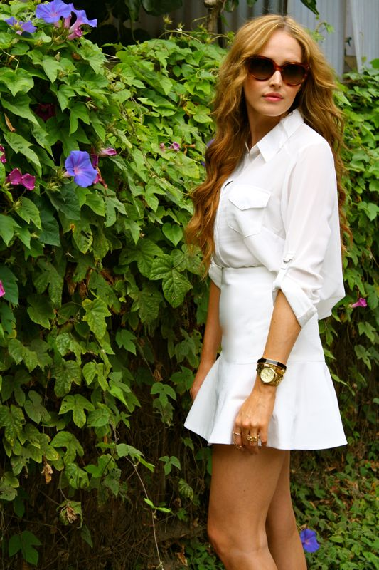 Personal Style Blogger Los Angeles-Winter White Trend-All White For Winter-Ashley Murphy-Sam Edelman Studded Boots