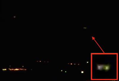 Giant UFO Caught Hovering Above Nevada 2015, UFO Sightings