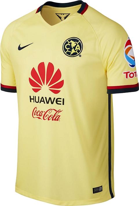 Nike lança as novas camisas do América do México - Testando Novo Site 854f2cf68ab49