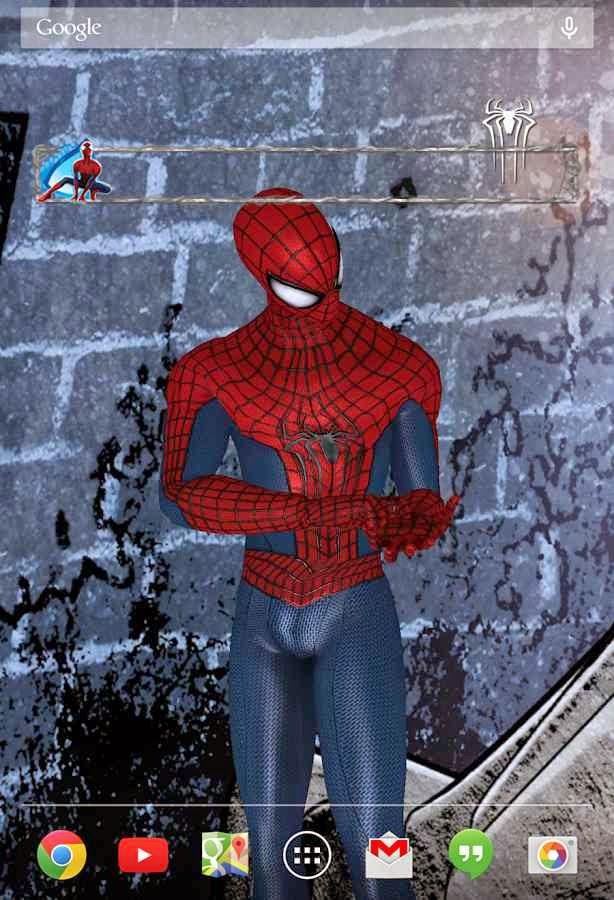 Amazing Spider-Man 2 Live WP Apk İndir