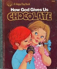 Chocolate Comes From God!