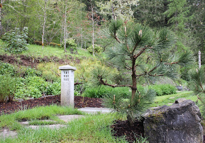 Japanese Garden in Oregon - Garden of Gentle Breeze